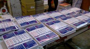Print digital – personalizare integrala calendar