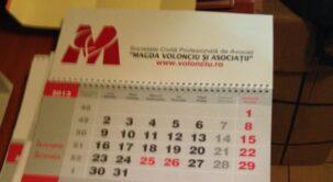Eticheta digitala- personalizare capac calendar